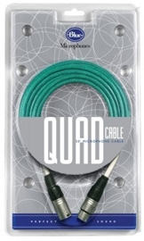 Blue Microphones Quad Cable XLR