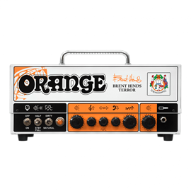 ORANGE Brent Hinds Terror 15W 2 Ch Amp. Head