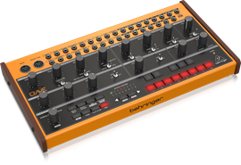 Behringer Crave | Analog Semi-Modular Synthesizer