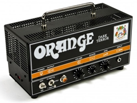 Orange DA15 Dark Terror Head