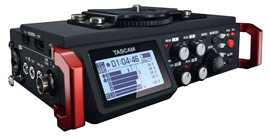 Tascam DR-701D | 6-track Recorder for Video Prod...