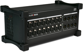 Allen&Heath DX168 | IO module/stagebox