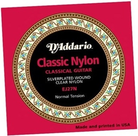 D Addario EJ27N Student Classics Normal Tension