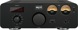 SPL Director MKII Black | DAC And Preamp