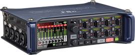 Zoom F8n | 8-Channel Field Recorder