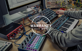 Focusrite Warranty High-res