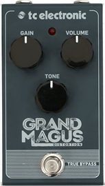 tc electronic Grand Magus Distortion pedala