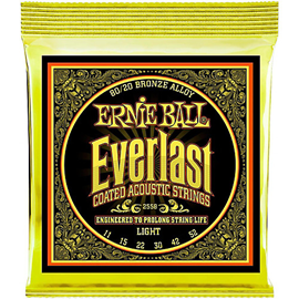 Ernie Ball 2558 Everlast 80/20 Bronze Light žice...