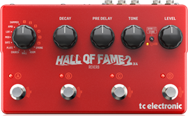 TC Electronic Hall Of Fame 2 X4 Reverb |