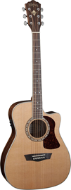 Washburn Heritage F11 SCE | Natural