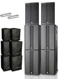 HK Audio L5-Big Venue Pack razglasni sistem