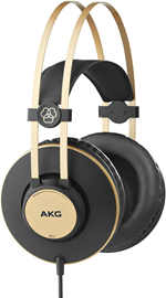 AKG K-92 | Closed-back Headphones
