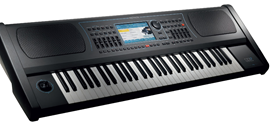 KETRON SD7 | 61-SEMI WEIGHTED KEY ARRANGER WORKS...