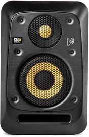 KRK V4 S4 Black | Active Studio Nearfield Monitor