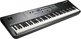 Kurzweil SP1 Black | 88-KEY Stage Piano