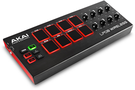 Akai LPD8 Wireless pad kontroler