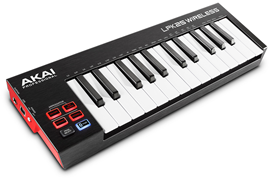 Akai LPK25 Wireless bluetooth MIDI kont...