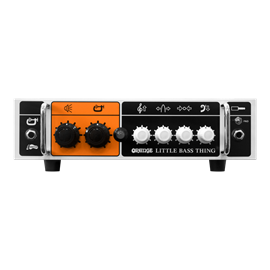 Orange Little Bass Thing | 500W Bass Amp Head