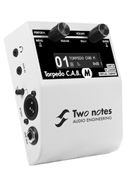 Two Notes Torpedo C.A.B. M  | Amp DI/IR...