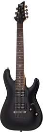 SGR by Schecter C-7 | Gloss Black (BLK)  #3814