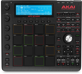 Akai MPC Studio Black DAW kontroler