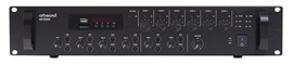 Art Sound MX-5006M | 500W 6-Zone Mixer Amplifier