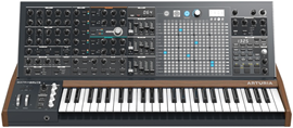 Arturia MatrixBrute | 49-Key Analog Synthesizer ...