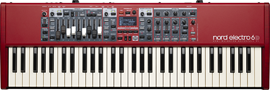 Nord Electro 6D 61 stage piano i synthesizer