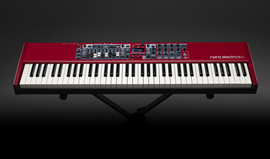 Nord Electro 6D 73 stage piano i synthesizer