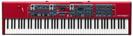 Nord Stage 3 88 synthesizer