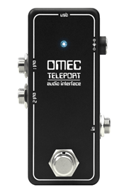ORANGE OMEC Teleport - audio interface