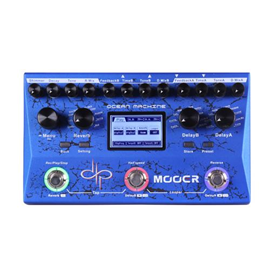 MOOER TDL3 OCEAN MACHINE | Dual Delay-Reverb Dev...