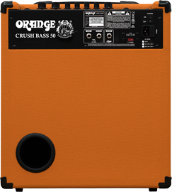 Orange Crush Bass 50 bas pojačalo