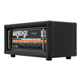 ORANGE AMPS DUAL DARK 50 - gitarska lam...