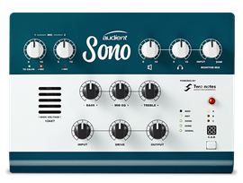 Audient Sono Guitar Audio Interface