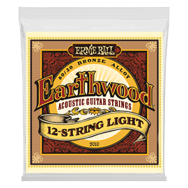 Ernie Ball Earthwood |9-46 80/20 Bronze Alloy 12...