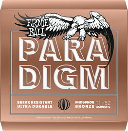Ernie Ball 2078 - Paradigm Light Phosphor Bronze