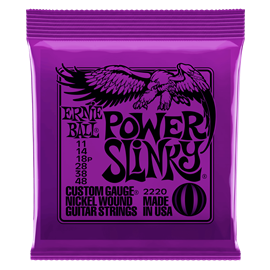 Ernie Ball 2220 Power Slinky Nickel Wound .011-....