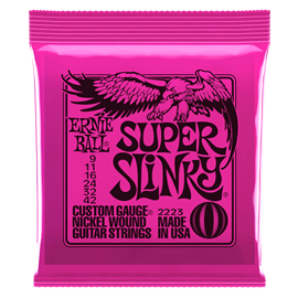 Ernie Ball 2223 Super Slinky Nickel Wound .009-....