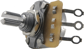 Ernie Ball 6383 250K Split Shaft Potentiometer  ...