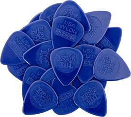 Ernie Ball 9131 Medium Nylon Pick