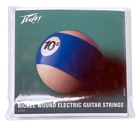 Peavey Pool Ball Nickel Wound 10s žice za elektr...