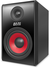 Akai RPM500 Black Studio Monitor
