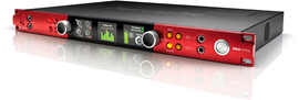 Focusrite Red 4Pre - 58 x 64 Thunderbolt 2 Audio...