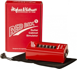 Hughes&Kettner RED BOX 5 simulator zvučnika