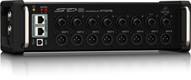Behringer SD8 stagebox