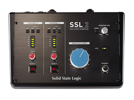 Solid State Logic SSL 2 | 2in/2out USB ...