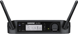 Shure GLXD14/SM35-Z2 Wireless Mic System
