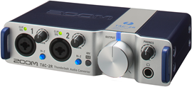 Zoom TAC-2R Thunderbolt audio interfejs