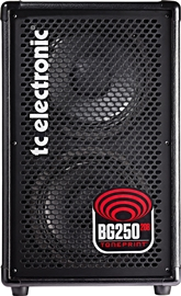 TC Electronic BG250-208 Bass Amp